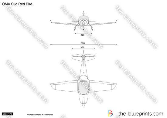 OMA Sud Red Bird