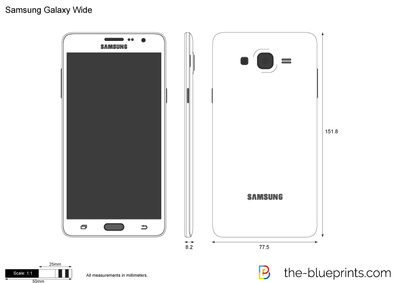 Samsung Galaxy Wide