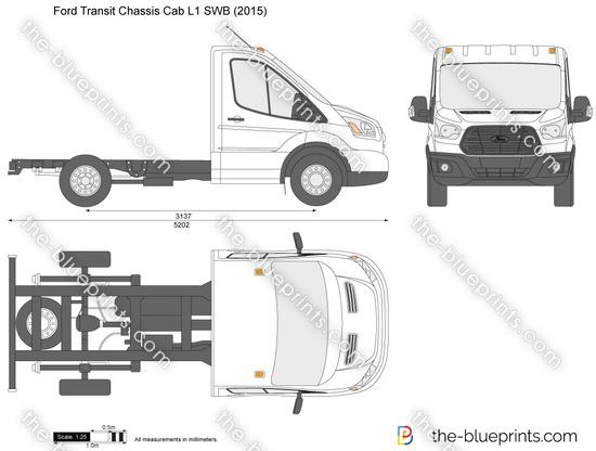 Ford Transit Chassis Cab L1 SWB