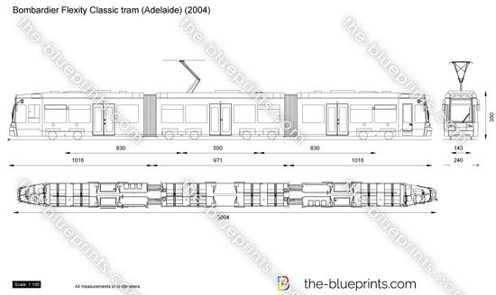 Bombardier Flexity Classic tram (Adelaide)