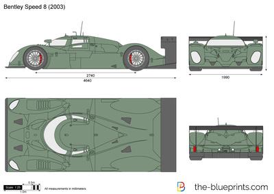 Bentley Speed 8 (2003)