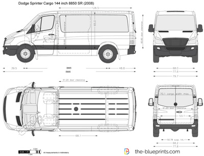 2008 dodge sprinter 2500 interior dimensions www. Black Bedroom Furniture Sets. Home Design Ideas