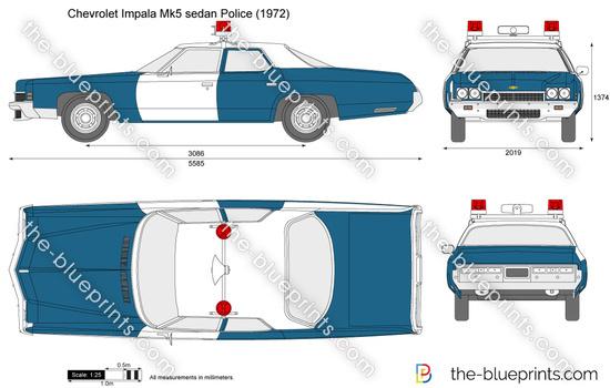 Chevrolet Impala Mk5…