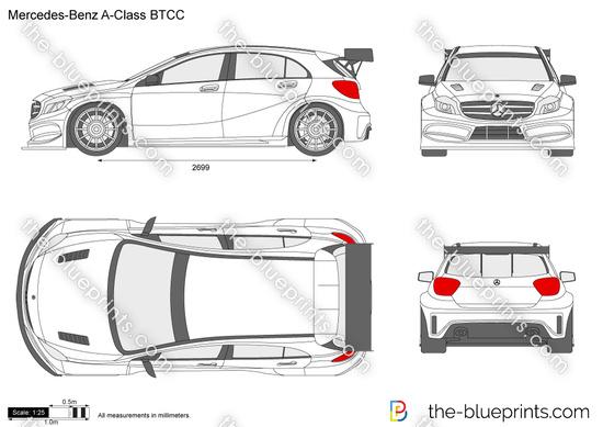 Mercedes-Benz A-Class BTCC