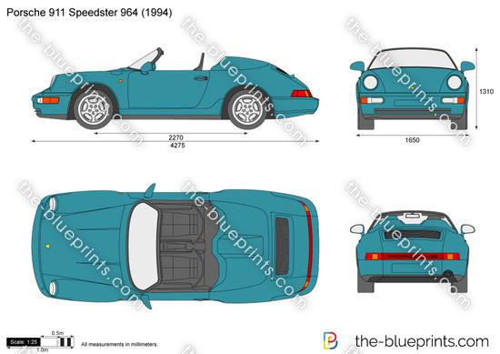 Porsche 911 Speedste…