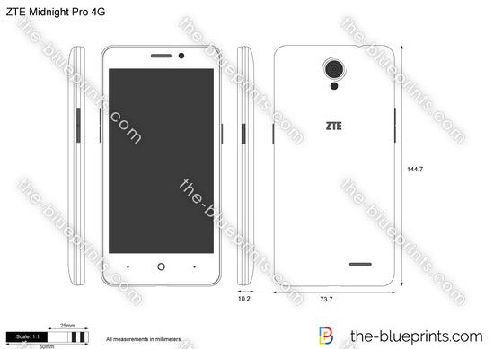 ZTE Midnight Pro 4G