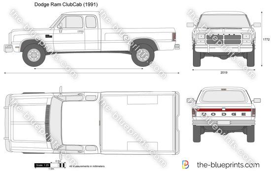 Dodge Ram ClubCab