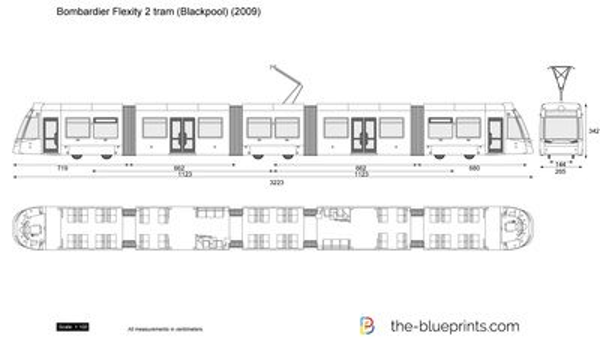 Bombardier Flexity 2 tram (Blackpool)