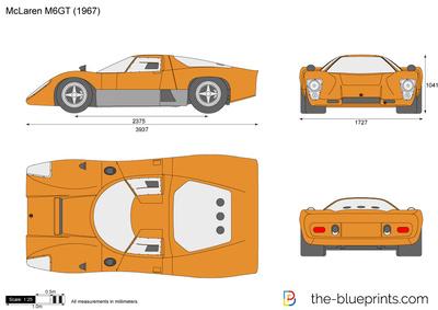 McLaren M6GT (1967)