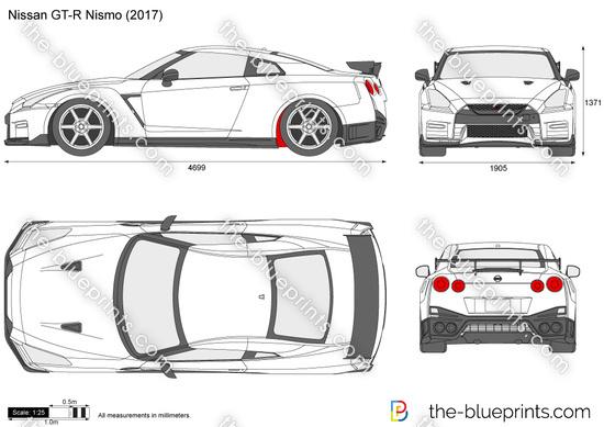 Nissan GT-R Nismo R35
