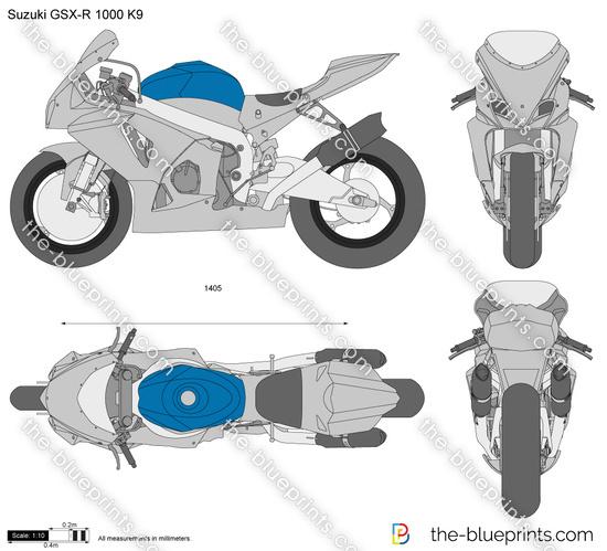 Suzuki GSX-R 1000 K9 WSBK