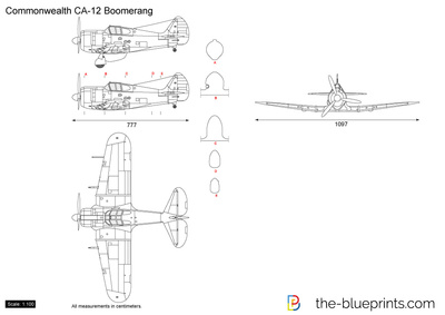 Commonwealth CA-12 Boomerang