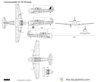Commonwealth CA-16 Wirraway