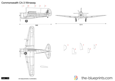 Commonwealth CA-3 Wirraway