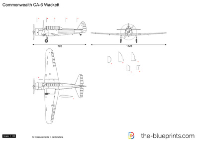 Commonwealth CA-6 Wackett