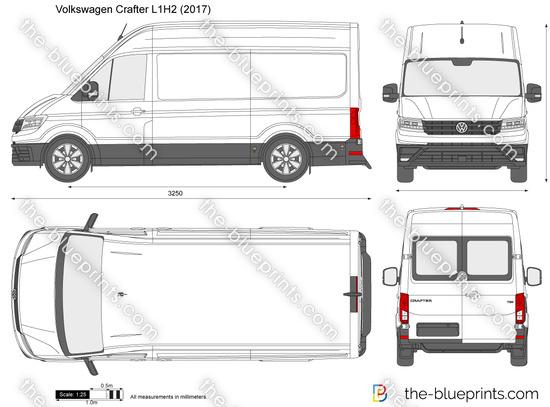Volkswagen Crafter L1H2