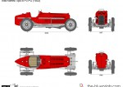 Alfa Romeo Tipo B P3 PG (1933)