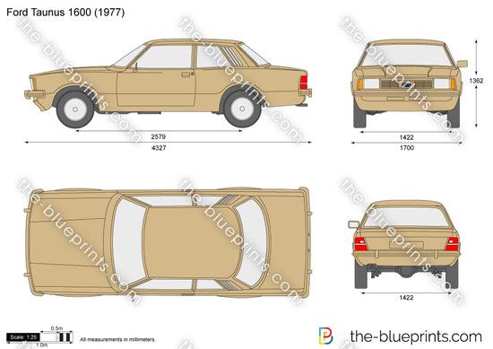 Ford Taunus 1600