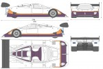 Jaguar XJR-8 (Sprint Type)