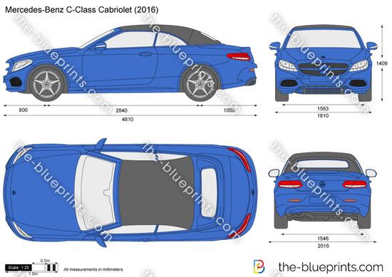 Mercedes-Benz C-Class Cabriolet A238
