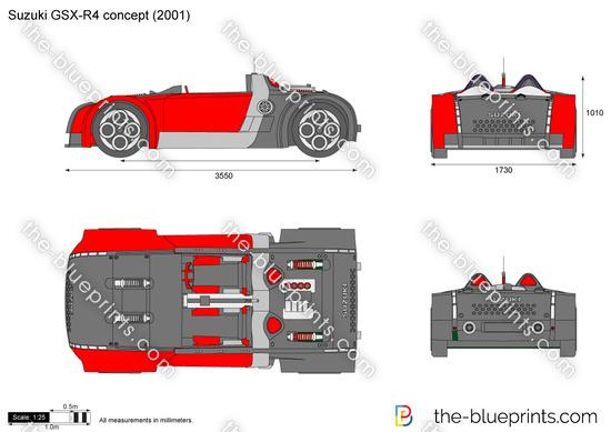 Suzuki GSX-R4 concept