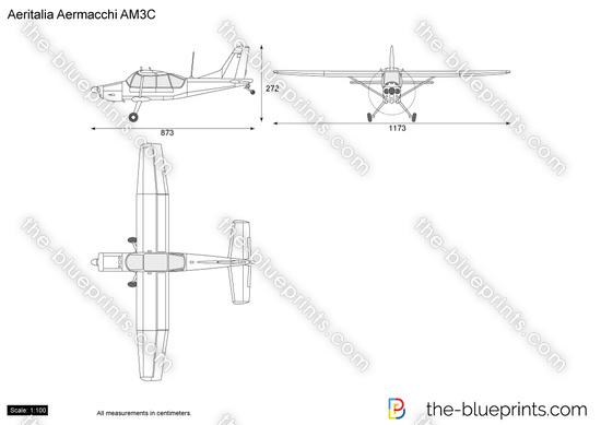 Aeritalia Aermacchi AM3C