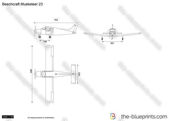 Beechcraft Musketeer 23