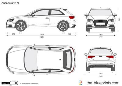 Audi A3 (2017)
