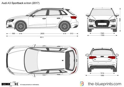 Audi A3 Sportback e-tron (2017)