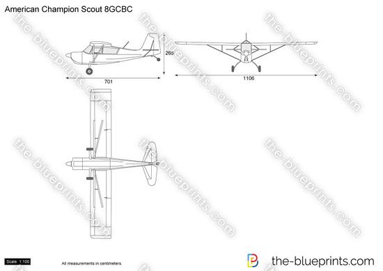 American Champion Scout 8GCBC
