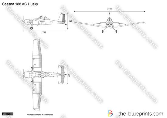 Cessna 188 AG Husky