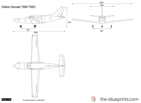Daher-Socata TBM 700C