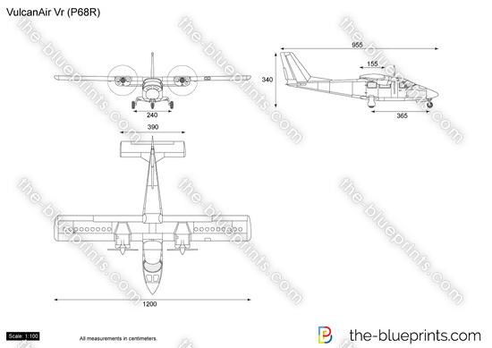 VulcanAir Vr (P68R)