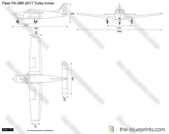 Piper PA-28R-201T Turbo Arrow