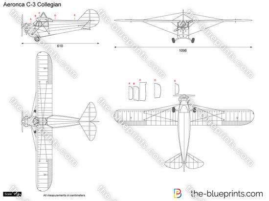 Aeronca C-3 Collegian