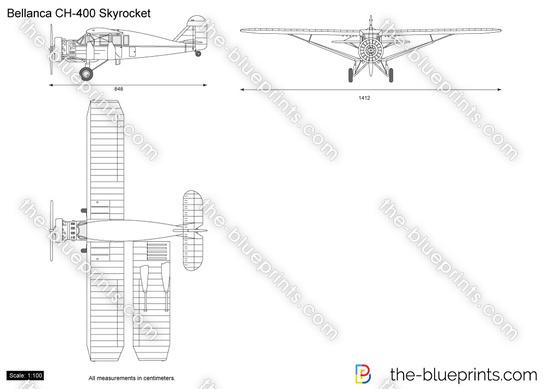 Bellanca CH-400 Skyrocket