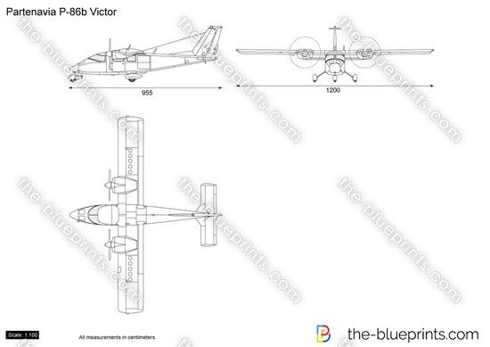 Partenavia P-86b Victor