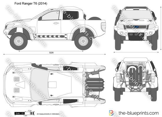 Ford Ranger T6