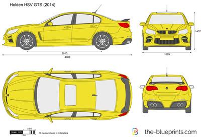 Holden HSV GTS