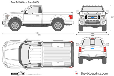 Ford F-150 Short Cab