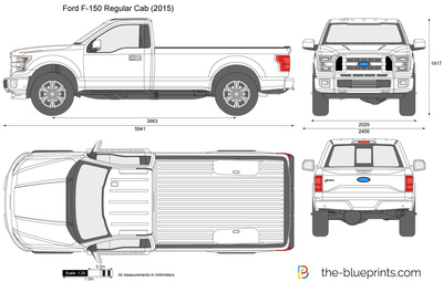 Ford F-150 Regular Cab