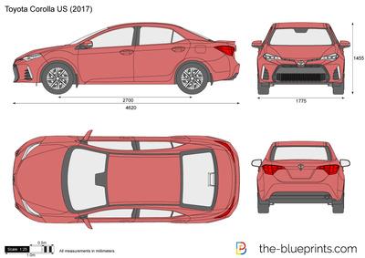 Toyota Corolla US