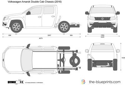 Volkswagen Amarok Double Cab Chassis