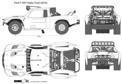 Ford F-150 Trophy Truck