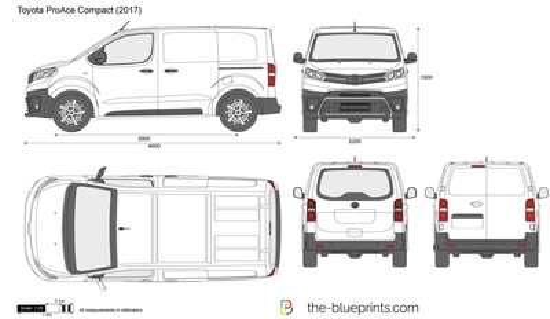Toyota ProAce Compact