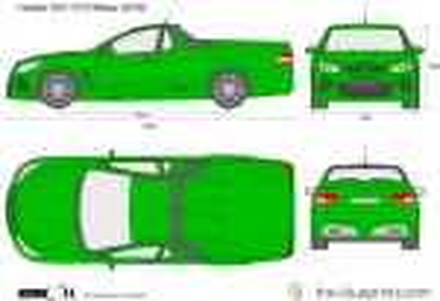 Holden HSV GTS Maloo