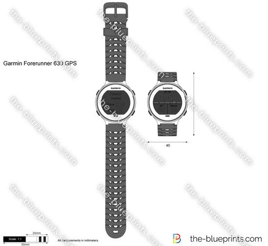 Garmin Forerunner 630 GPS