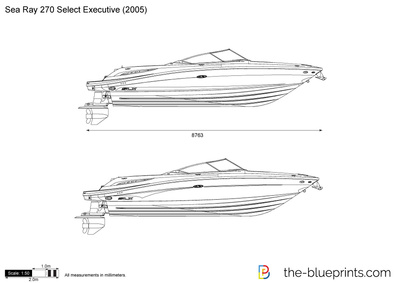 Sea Ray 270 Select Executive