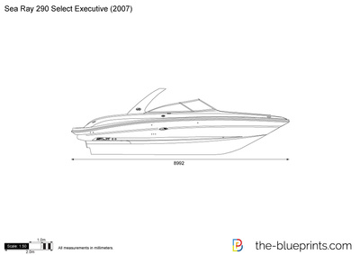 Sea Ray 290 Select Executive