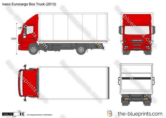 Iveco Eurocargo Box Truck